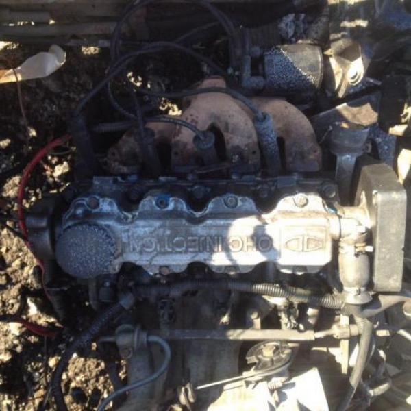 Двигатель Дэу Нексия 8 клапанный
