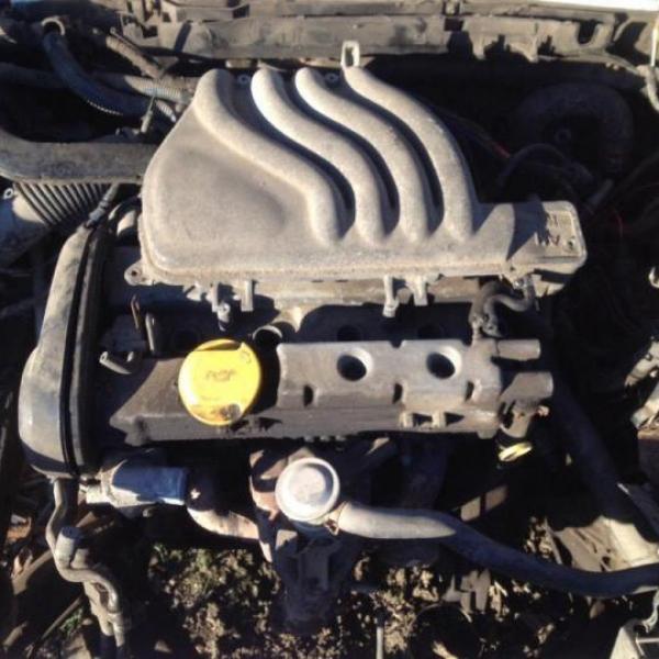 Двигатель Опель Вектра Б 1,6 16 клапанный