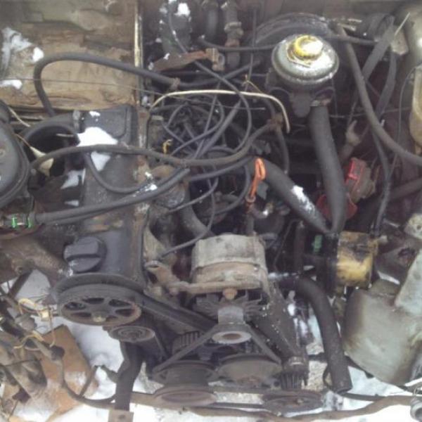 Двигатель ауди 80 1.8 карбюратор