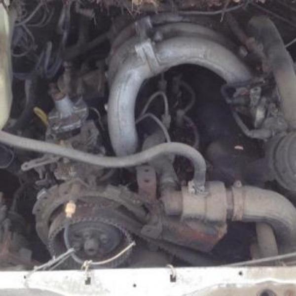 Двигатель Форд Транзит 2,5 Дизель Атмосферник 94 г