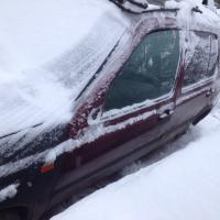 Дверь передняя левая VW Гольф