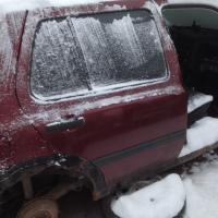 Дверь задняя правая VW Гольф
