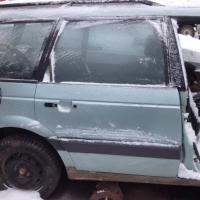 Дверь задняя правая VW Пассат В3