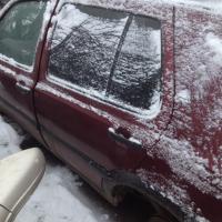 Дверь задняя левая VW Гольф